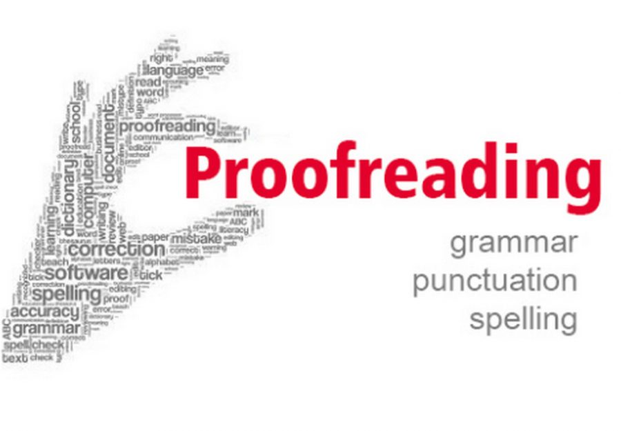 Proofreading Consulting - Proofreading Preparation - Proofreading - Proofreading Fees - Academic Article Editing
